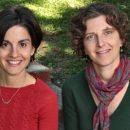 Rachel Pasternak and Rachel Fisher