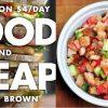 Leanne Brown shares her 'Spicy Panzanella' recipe