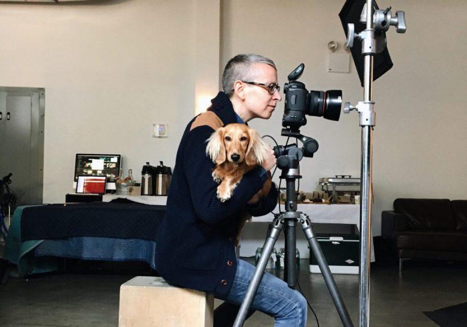 Allison Michael Orenstein, Portrait Photographer