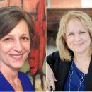 Barbara Collins and Marsha Wallace, Philanthropists