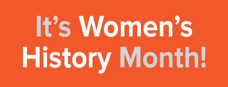 Sandi Klein's Conversations with Creative Women Celebrates Women's History Month…Every Month