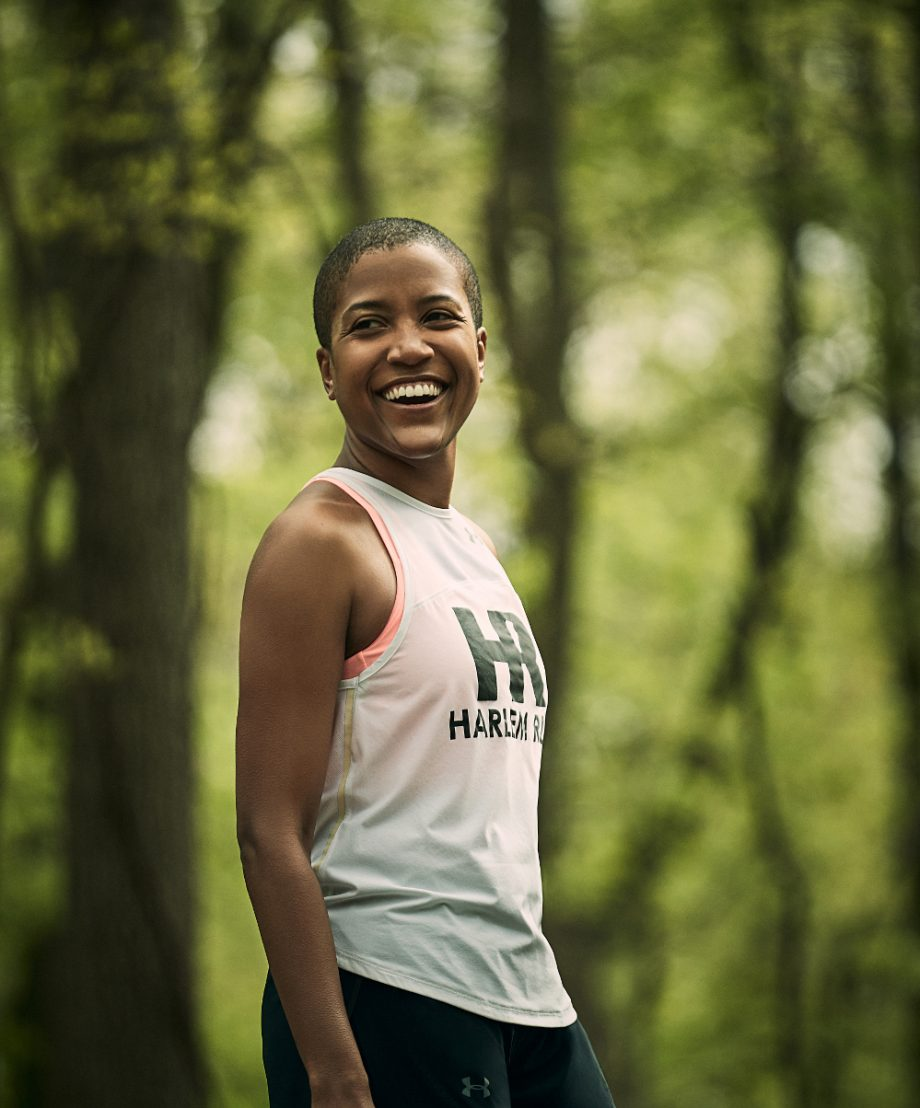 Alison Desir, Athlete