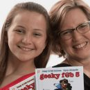 Liz and Lucy Lareau, Childrens' Graphic Novel Authors