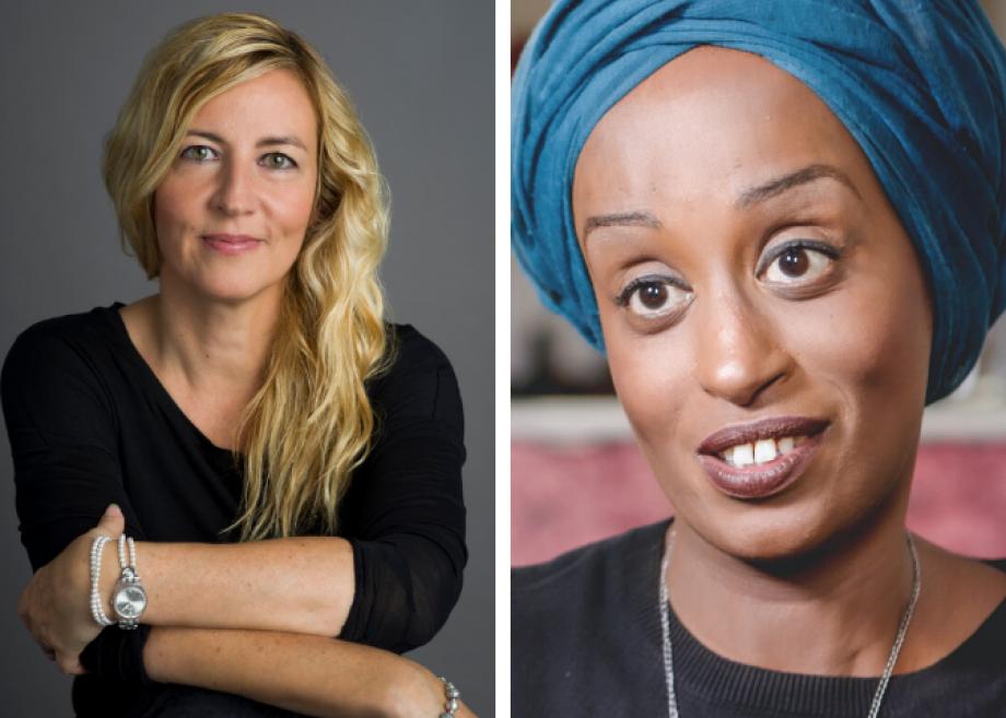 Barbara Miller and Leyla Hussein, Filmmakers & Social Activists