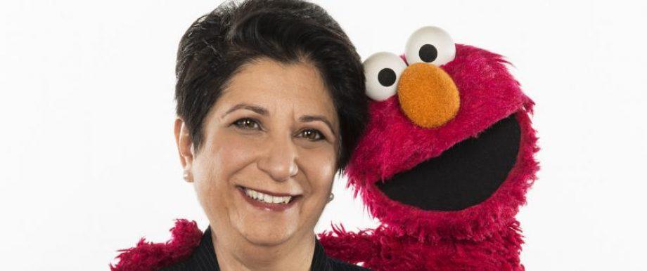 Rosemarie Truglio – PhD, Senior V.P. of Curriculum at Sesame Workshop
