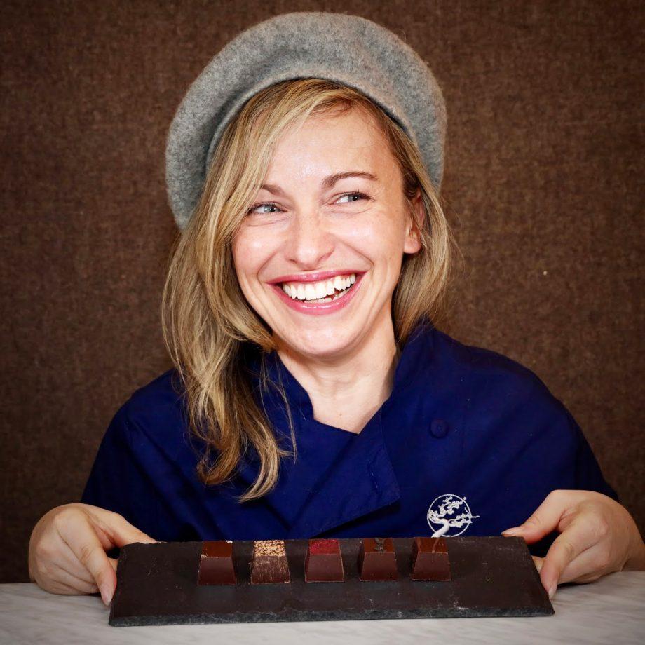 Milene Jardine – Chocolatier