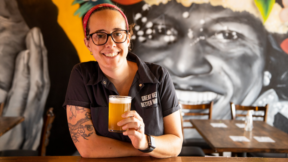 Betsy Lay – Co-Founder of Lady Justice Brewing
